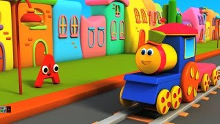 Bob , der Zug - Alphabet Abenteuer | Bob, The Train - Alphabet Adventure