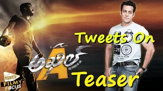 salman-khan-tweets-on-akhil-movie-teaser-nagarjuna-birthday