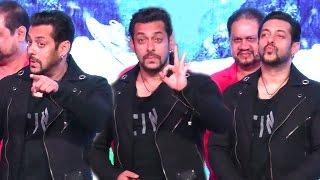 Salman Khan TROLLS A Media Reporter Using Sign Language   Very FUNNY
