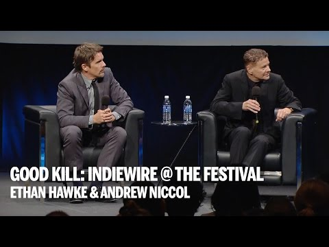 GOOD KILL: INDIEWIRE @ THE FESTIVAL | TIFF Industry 2014