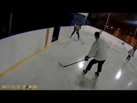 Дворовый хоккей с GoPro 001