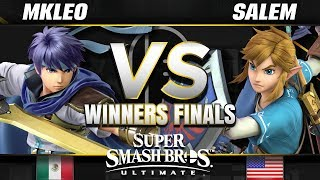 FOX MVG | MkLeo (Ike) vs. Liquid MVG | Salem (Link) - Ultimate Winners Finals - SC United