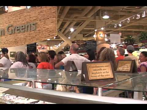 Bollywood Flash Mob confuses Whole Foods in Austin