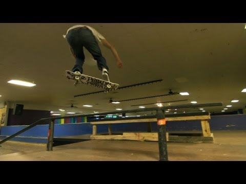 Craziest 10 Trick Skate Line with Jonathan Bastian