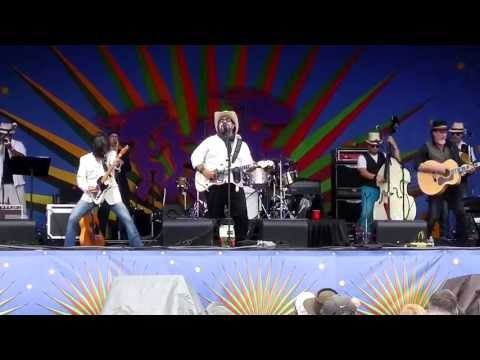 The Mavericks - All You Ever Do Is Let Me Down - NOLA Jazz Fest 2013