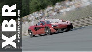 McLaren Shadow Challenge: 570S à Spa (Rivaux Forza 7)