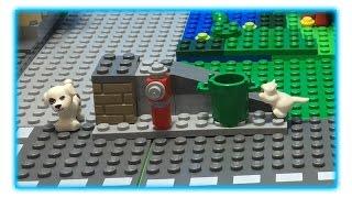 Lego Cat and Dog