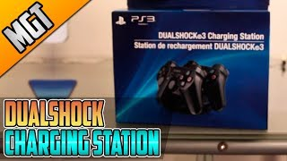 Unboxing DualShock Charging Station