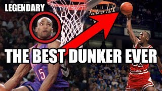 The Best DUNKER In NBA History