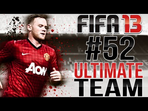 ★52 - FIFA 13 - Ultimate Team | Hazard S2 Trave! | S04E22