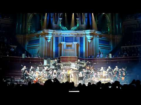 a-ha live ~ I`ve been losing you - Royal Albert Hall London 08/10/2010