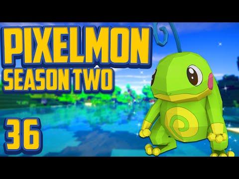 Minecraft Pixelmon Politoed Gotta Catch Em All S2 Ep 36 Minecraft Pokemon Mod