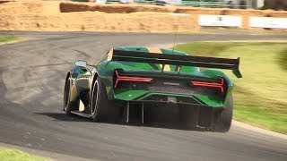 2019 Goodwood Festival of Speed BEST of Day 3! FASTEST FOS Car, F1 Cars, Drifts & Burounts!