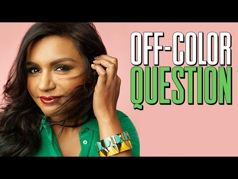 Dating Out Of Your Race - Mindy Kaling Confronts Colorful Question klip izle