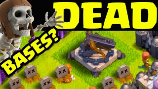 Clash of Clans - DEAD BASES REMOVED? Clash Fact or Clash Fiction?