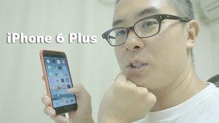 iPhone 6 Plusがやってきた!番外編 SIM挿し替え→保護フィルム→純正ケース