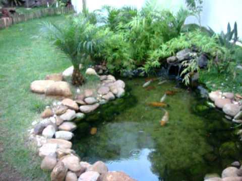 Acessorios para lagos ornamentais