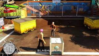Sunset Overdrive: Training for Review