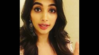 Pooja Hegde Workout At MFT