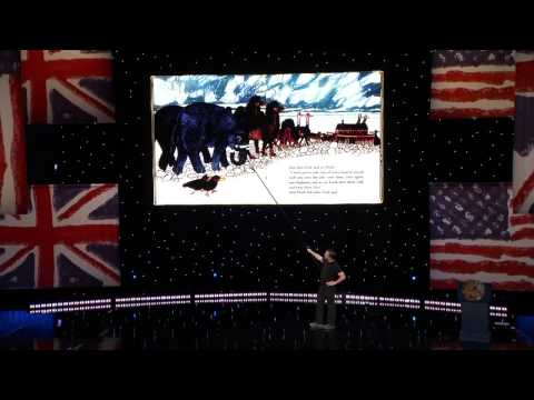 Ricky Gervais Out Of England 2 - The Stand Up Special (Full show in 720p with English captions)