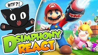 ¡Mario+Rabbids Battle Kingdom! | DSimphony React (Video-reacción)