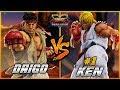 SFV AE 🔥 DAIGO (Ryu) vs KENPI (#1 Online KEN) | Ranked Match 🔥 SF5 TenSFV