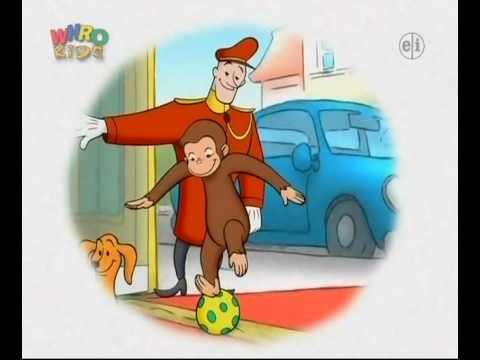 Curious George Opening Theme (w/ captions) Video