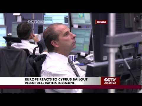 Cyprus Bailout May Fuel Financial Crisis in the EU