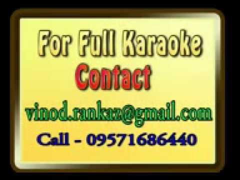 Rooth Na Jaana - Karaoke - 1942 A Love Story.3gp
