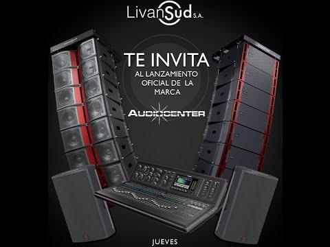 Audiocenter Lanzamiento Line Array System K-LA28-DSP Livansud, Guayaquil- Ecuador