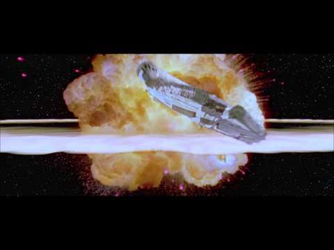 STAR WARS - Episodio VI: El Regreso del Jedi - La II Estrella de la Muerte explota