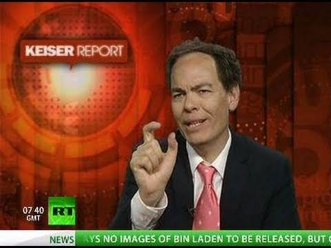 Keiser Report: Bin Laden Bounce (E144)