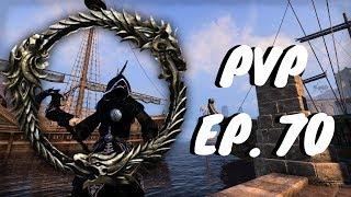 ESO - PvP Fun Episode 70 (Multiclass) - EPIC MOMENTS - Nesquik Kid