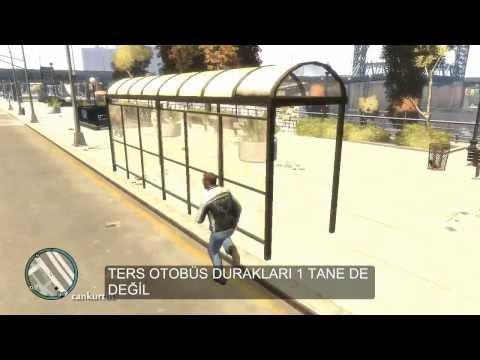 [T�RK�E] GTA IV - EFSANE ANLAR VE BAZI HATALAR