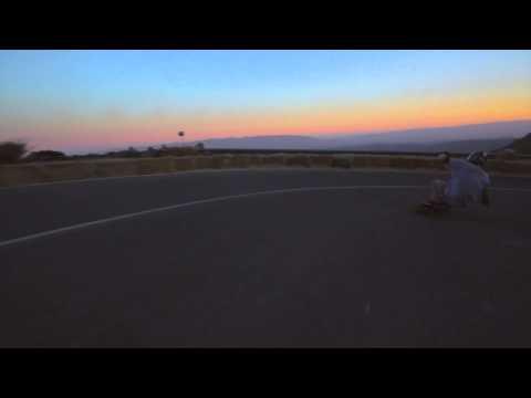 Sunset Raw Run with Original Skateboards Vecter 37