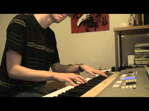 Kanye West feat. Pusha T - Runaway (Piano Cover HD)