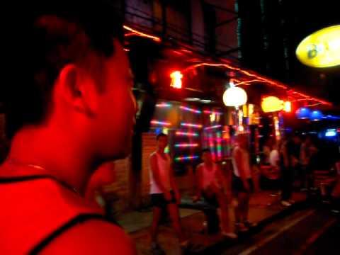 アキーラさん訪問②親日国タイ・バンコク・オカマバー・ゴーゴーボーイ(ゴーゴーバー)Go-go-boy,Bangkok・Patpong・Thailand・Gay-bar