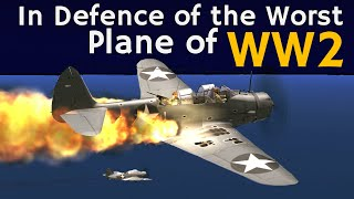 ⚜ | In Defense of the Worst Aircraft of World War II - TBD-1 Devastator