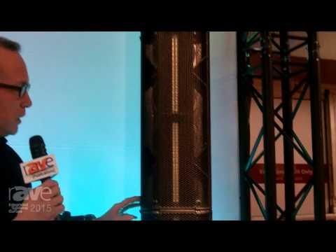 ISE 2015: Alcons Audio Explains the QR24 Line Source Array Column