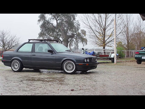BMW E30 Strut Housing Shortening Tutorial + Ground Control Coilover Build