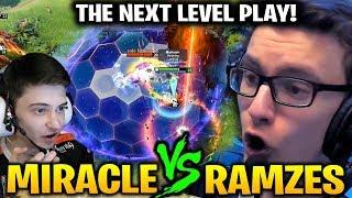 MIRACLE: THE NEXT LEVEL PLAY MORPHLING vs RAMZES666's CHRONO