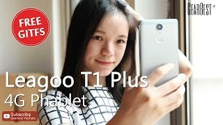 *Flash Sale* Leagoo T1 Plus 4G Phablet - Gearbest.com