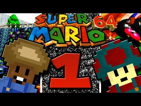 1on1: Super Mario 64: Chaos Edition - Part 1 - WAS PASSIERT HIER? | MoP vs. Cornel