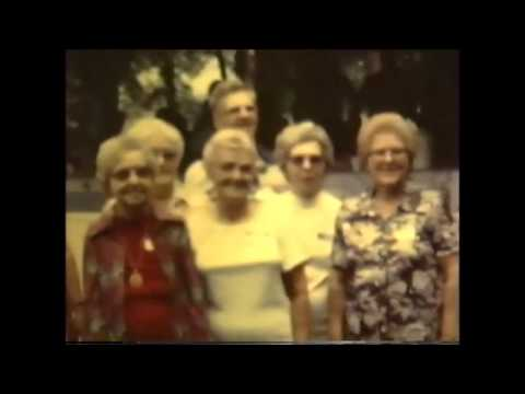 Schell Family Old Home Movies -Full Length