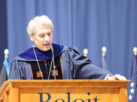 Graduation 2010: Basking at Beloit College