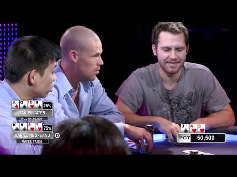 Aussie Millions 2012 Main Event. Ep10. HD