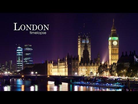 London time-lapse (2013)