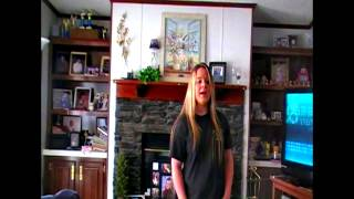 You wouldn't cry for me today-Caitlin Davis