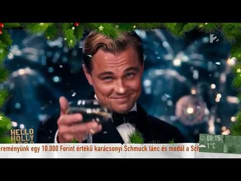 Magyarul kívánnak boldog karácsonyt a hollywoodi sztárok Návai Anikó műsorában - tv2.hu/mokka