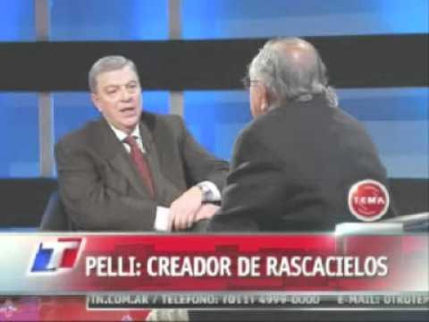 Arq. Cesar Pelli en Tn (argentina) 1/3